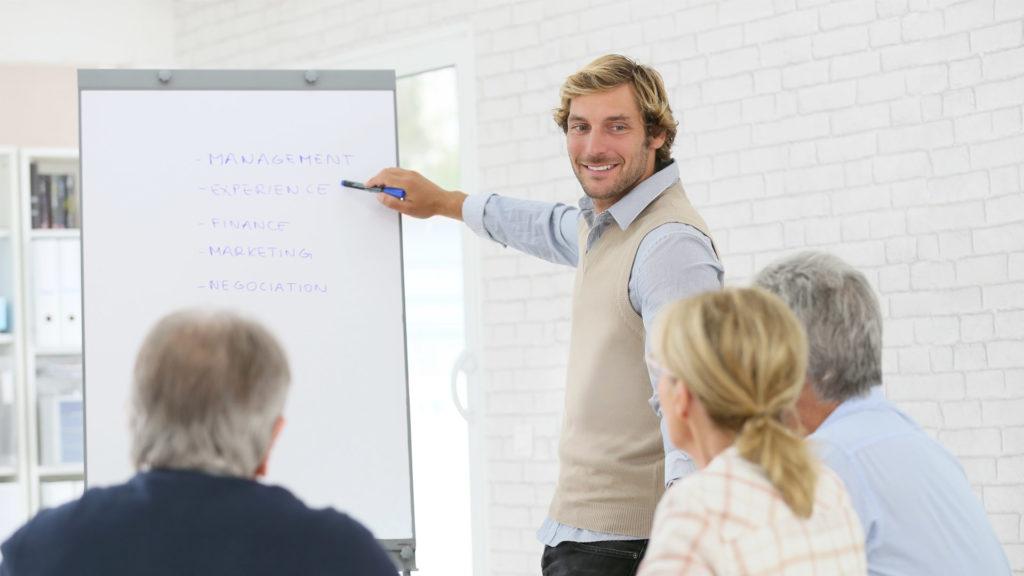 Business English Small Group